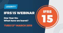 IFRS 15 webinar